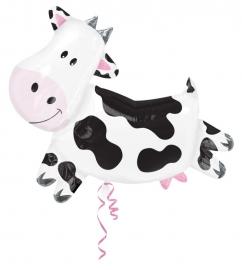 Folieballon shape koe volledig