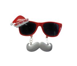 Bril Kerst Ho-ho-ho
