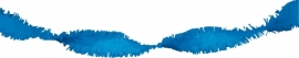 Draaiguirlande Blauw 24mtr