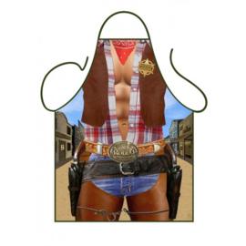 Schort - Cowboy
