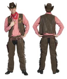 Cowboy Wild West Wade mt. 48/50