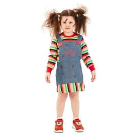 Bezeten kind meisje 7-9 jaar (122-138cm)