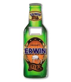 Magneet fles opener - Erwin