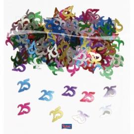 Confetti multi 25