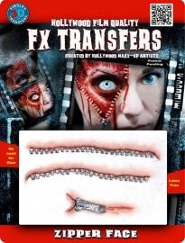 FX Wond Zipper Face