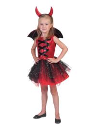 Duivels meisje 8-12 jaar