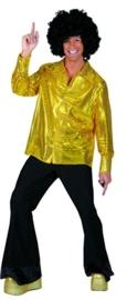 Disco Shirt Gold mt.48/50
