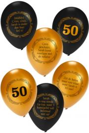Ballon Sarah 16 inch HE 6st assort