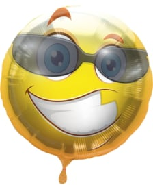 Folieballon Emoticon Fun verpak