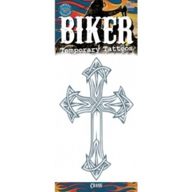 Tattoo Biker Cross