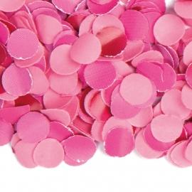 Confetti zachtroze 100gr (BrV)