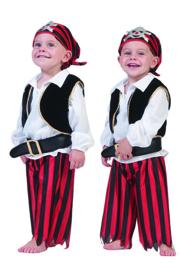 Piraat baby mt. 86