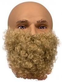 Baard kabouter blond kort