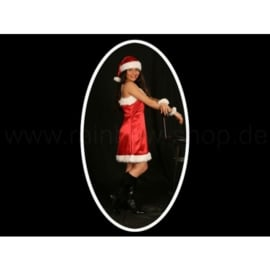 Kerstjurk Sexy Christmas babe one size