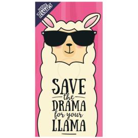 Tissuebox, Drama - Llama