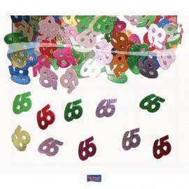 Confetti multi 65