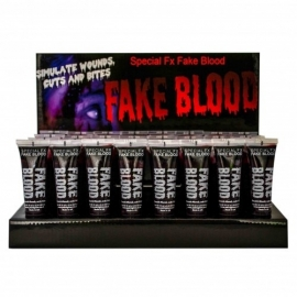Fake Blood thick clotted