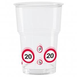 Bekers Verkeersbord 20