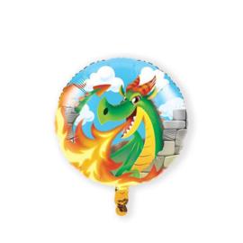 Folieballon dragons (46cm)