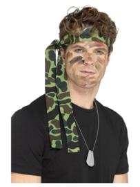 Bandana leger camouflage