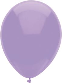 Ballonnen 10st. Lila standaard