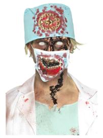Chirurg set bebloed