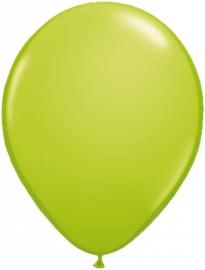 Ballonnen 10st. Appelgroen metallic