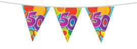 Vlaggenlijn 50 jaar 10m