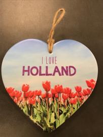 Hartje Holland - Tulpen