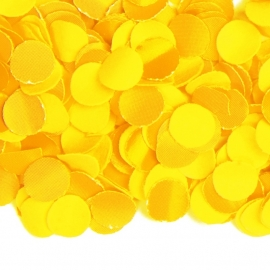 Confetti geel 100gr (BrV)