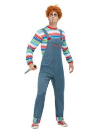 Chucky kostuum mt. L