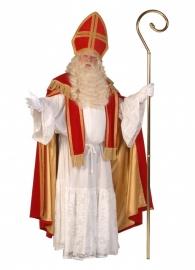 Sint fluweel wijnrood (105-08)