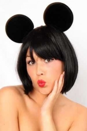 Diadeem Mickey mouse oren