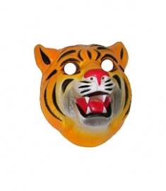 Dierenmasker pl. tijger kind
