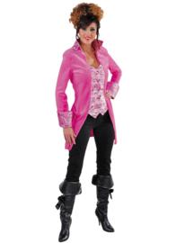 Circusdirecteur dame pink mt. S