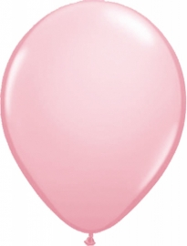 Ballonnen 100st. Licht Roze standaard