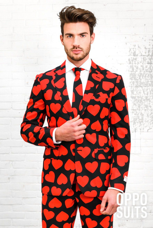 OppoSuits-King of Hearts mt.50