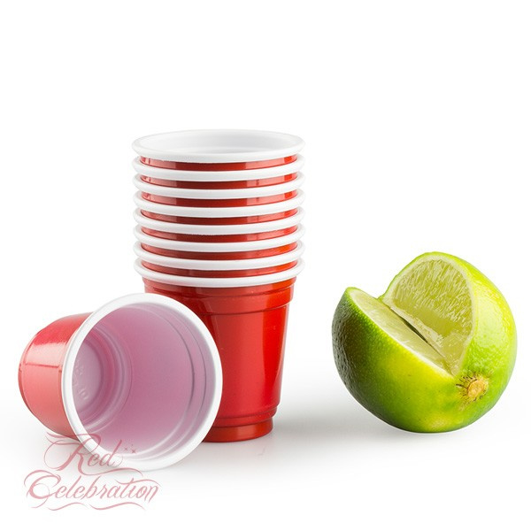 American Red Shot Cups 59ML (20st)