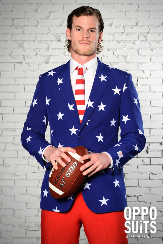 OppoSuits-Stars & Stripes mt.50