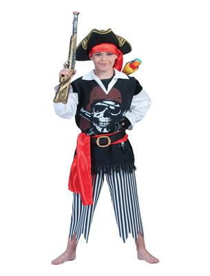 Pirate sailor boy mt. 128