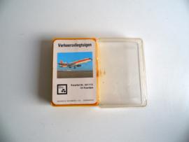 Kwartet  Verkeersvliegtuigen no. 261113 (Art.19-1422)