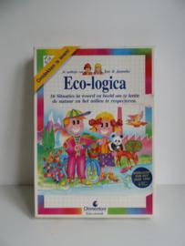 Spel Eco-Logica uit 1990 (Art.19-1008)