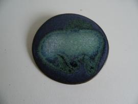 Handgemaakte broche  (Art.15-2437)
