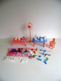 Barbie/poppenspulletjes (Art.18-2238)