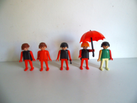 Playmobil  jaren 70 Geobra 1974 (Art.18-2035)