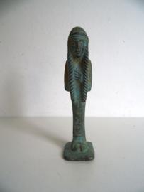 Metaal beeldje riproduzione archeologica Italy (Art.18-1927)