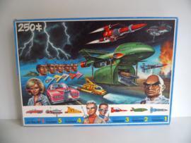 Grote puzzel Thunderbirds uit 1993 (Art.19-1107)