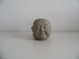 Boeddha hoofd met 4 gezichten (Art.21-1645)