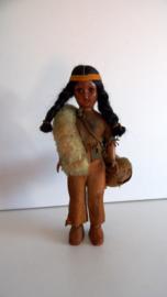 Popje jaren 60/70 uit Canada (Art.20-1401)