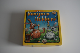 Spelletje Konijnen hokken uit 2008 (Art.21-1660)